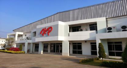 Hi P Thailand Hi P International Limited